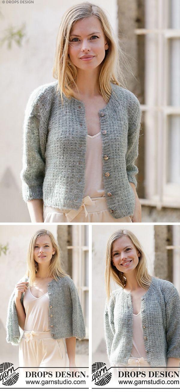 City Streets Free Knit Pattern