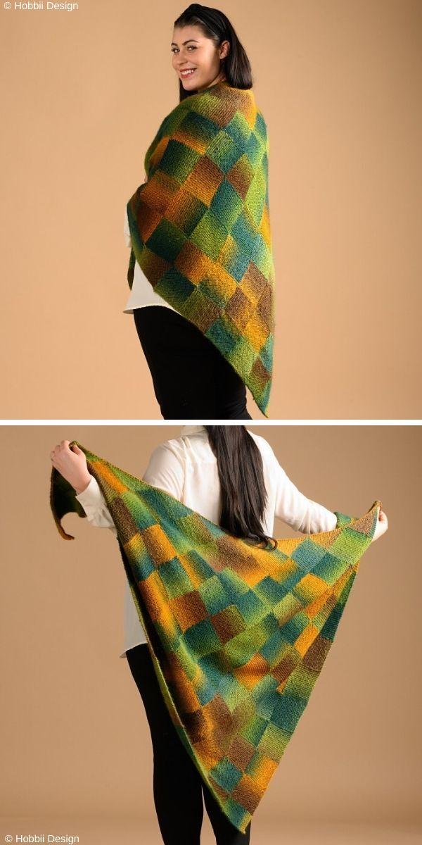 Juniper ShawlFree Crochet Pattern