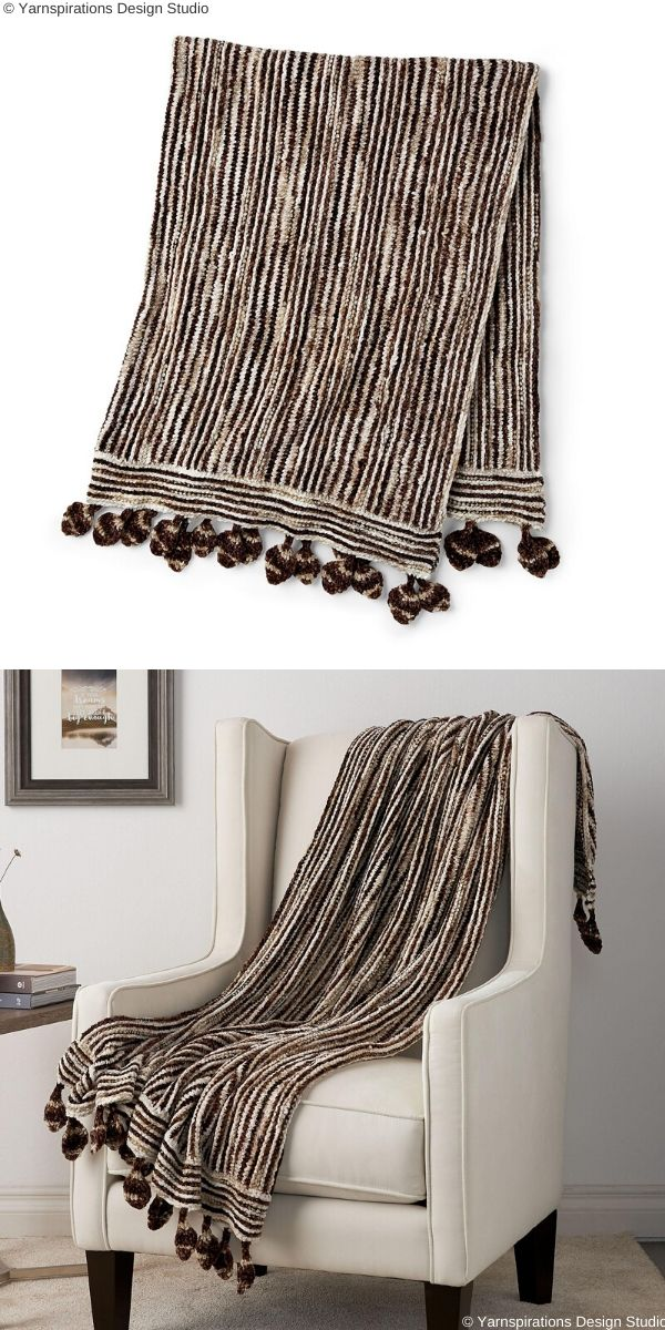 Little Leaves All In A RowFree Knit Pattern