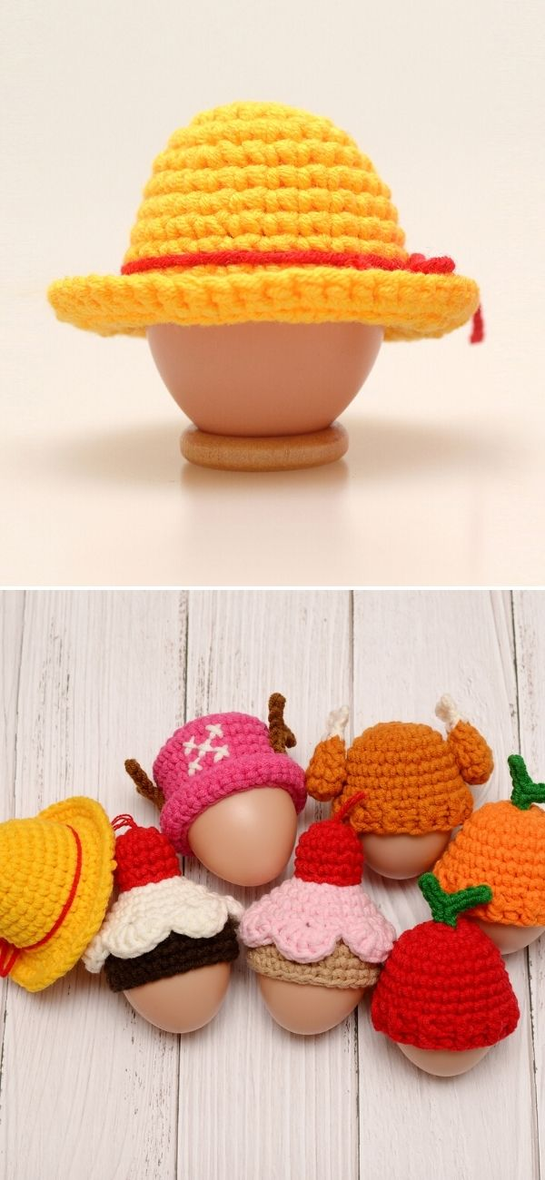 Luffy Easter Egg Cozy