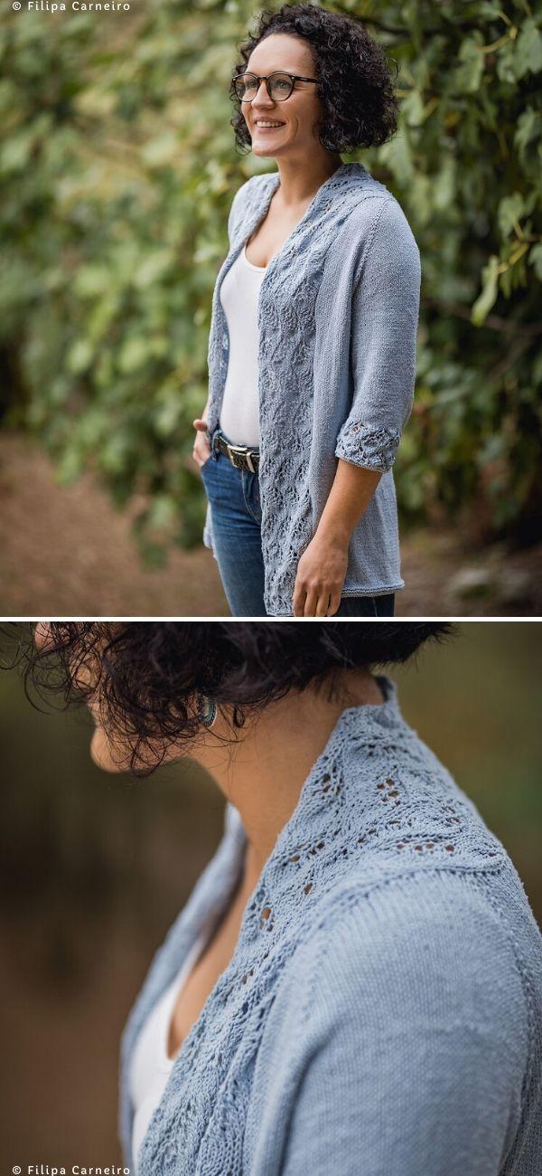 Madragoa Free Knit Pattern