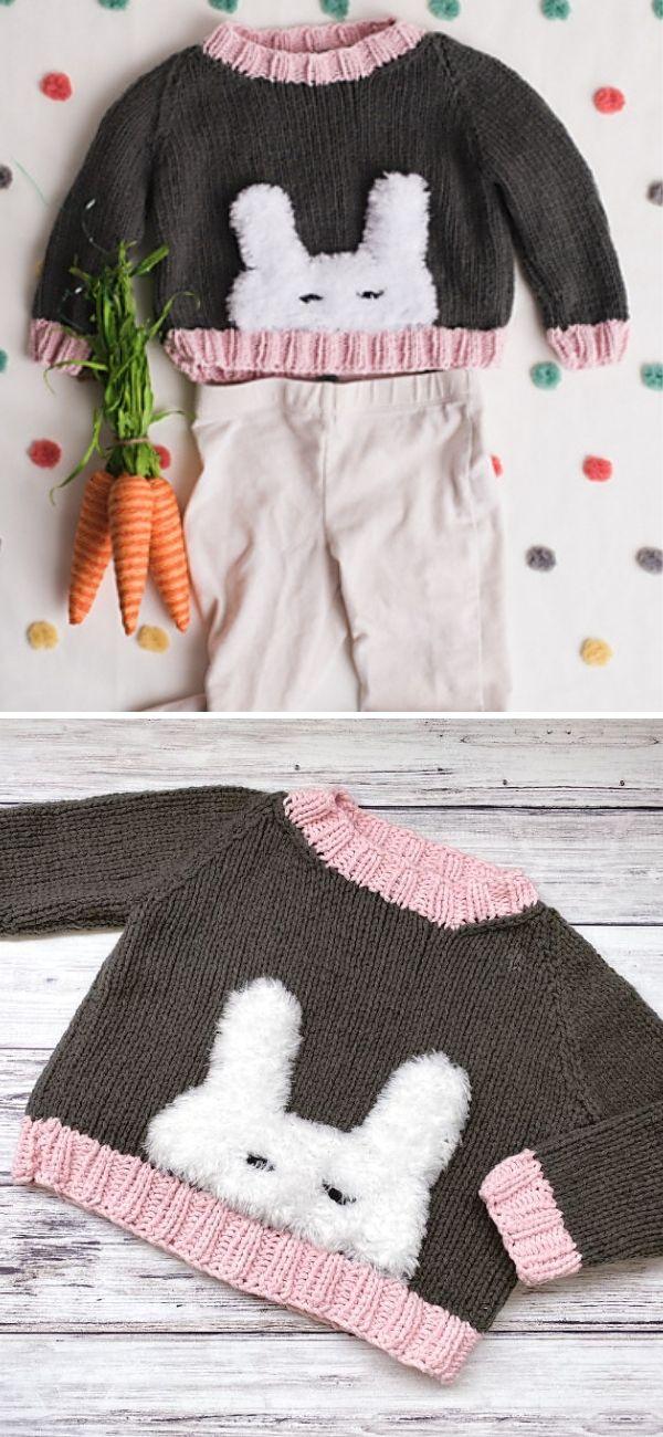 Sleepy Bunny Sweater