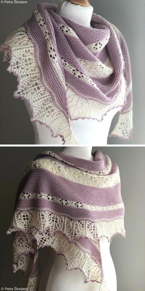 Sweet Dreams ShawlFree Crochet Pattern