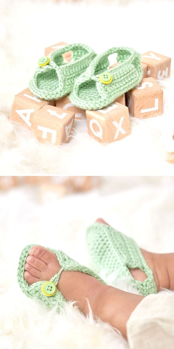 Unisex Sandals for Baby