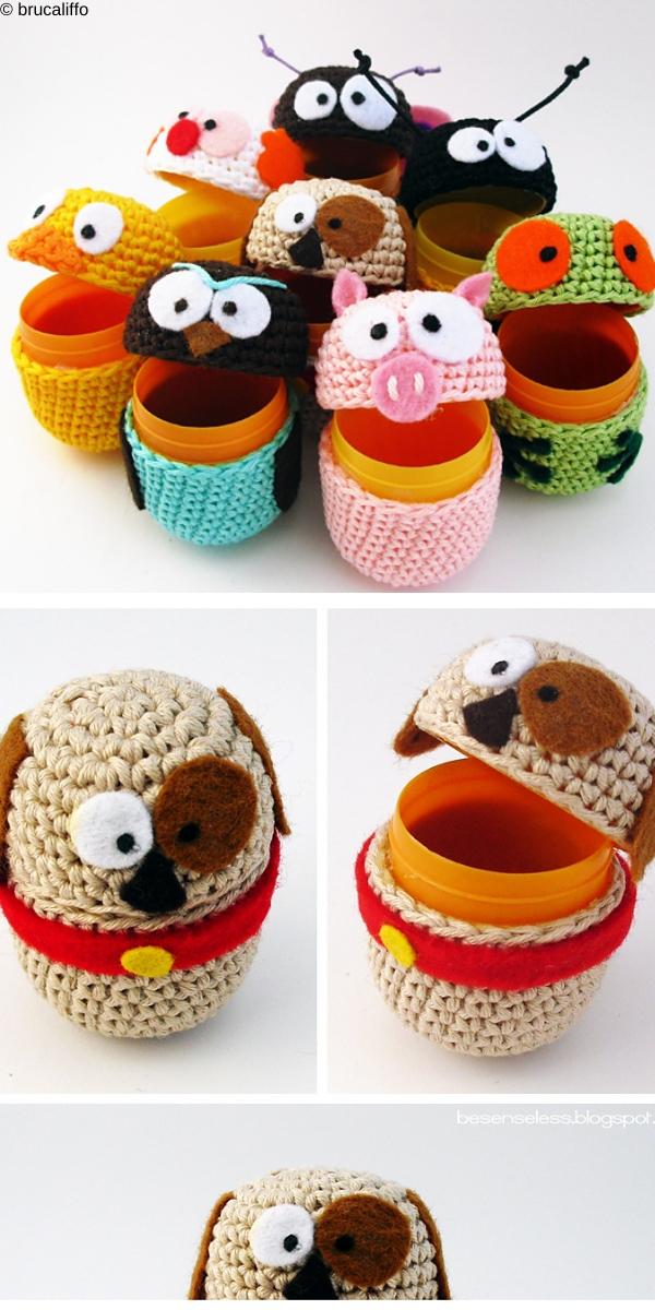 Ovetti Amigurumi Free Crochet Pattern