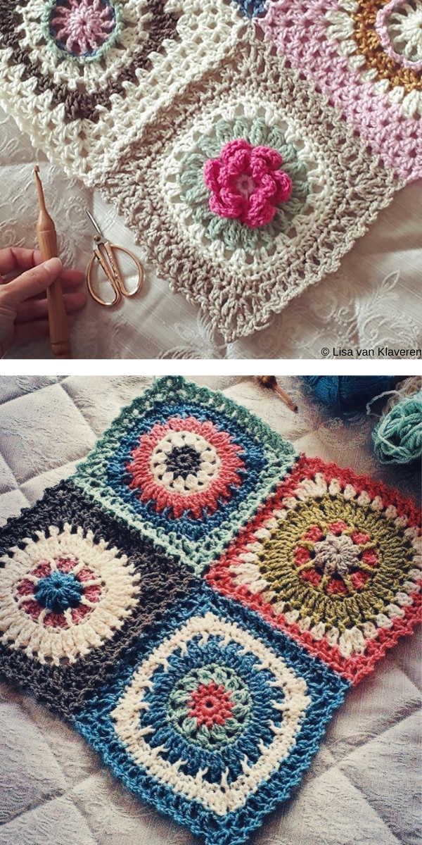Keep Calm And CAL Free Crochet Pattern