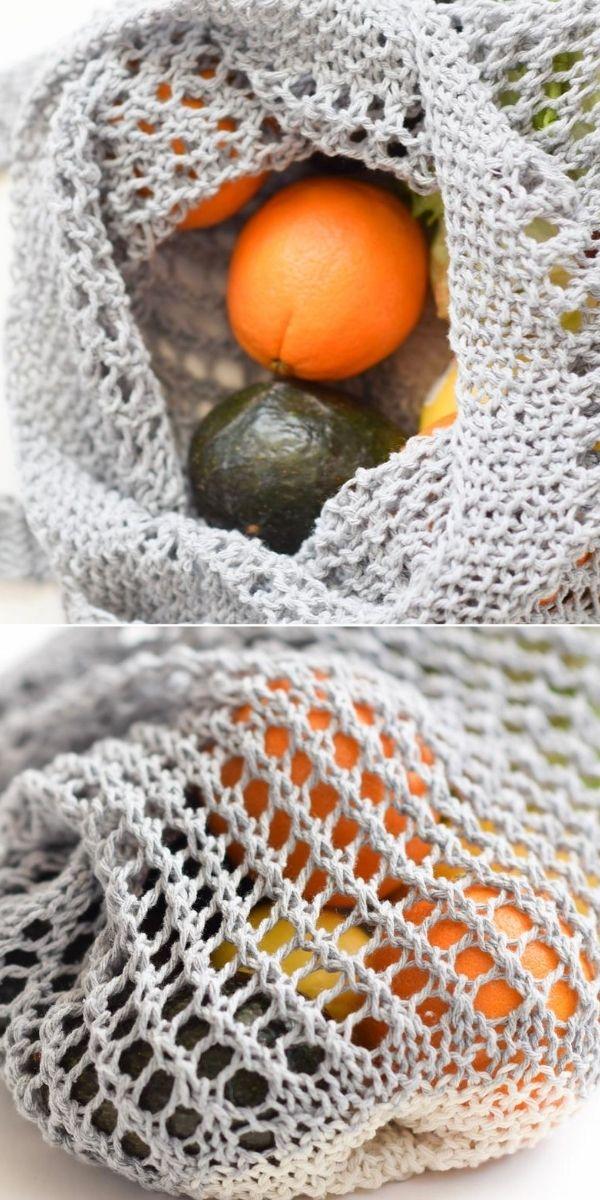Eco String Market Bag