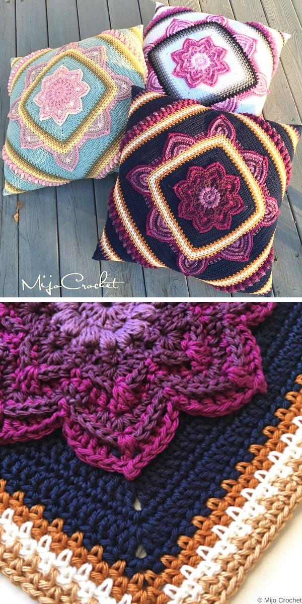 In Bloom CAL Free Crochet Pattern