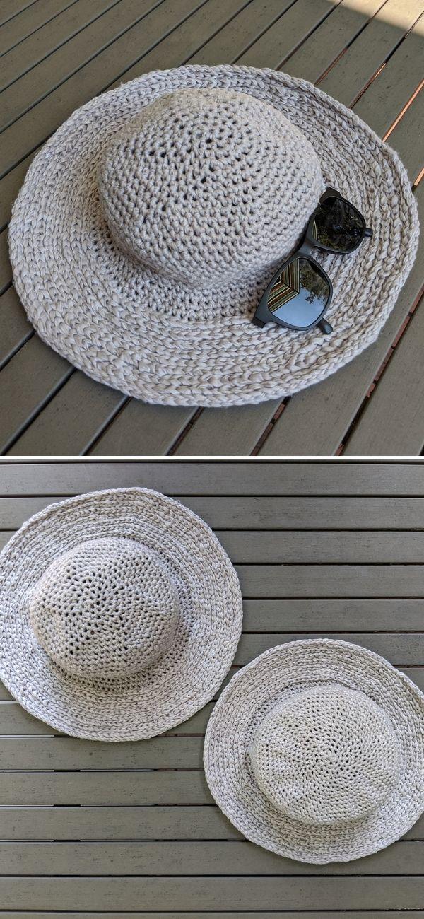June Sun Hat