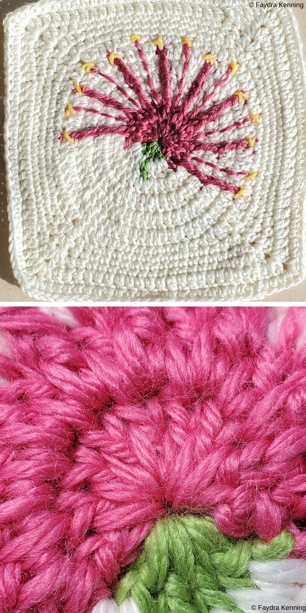 Morning Mimosa's Free Crochet Pattern