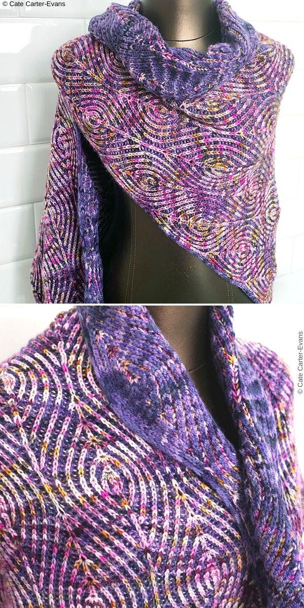 Myriad FreeKnitting Pattern