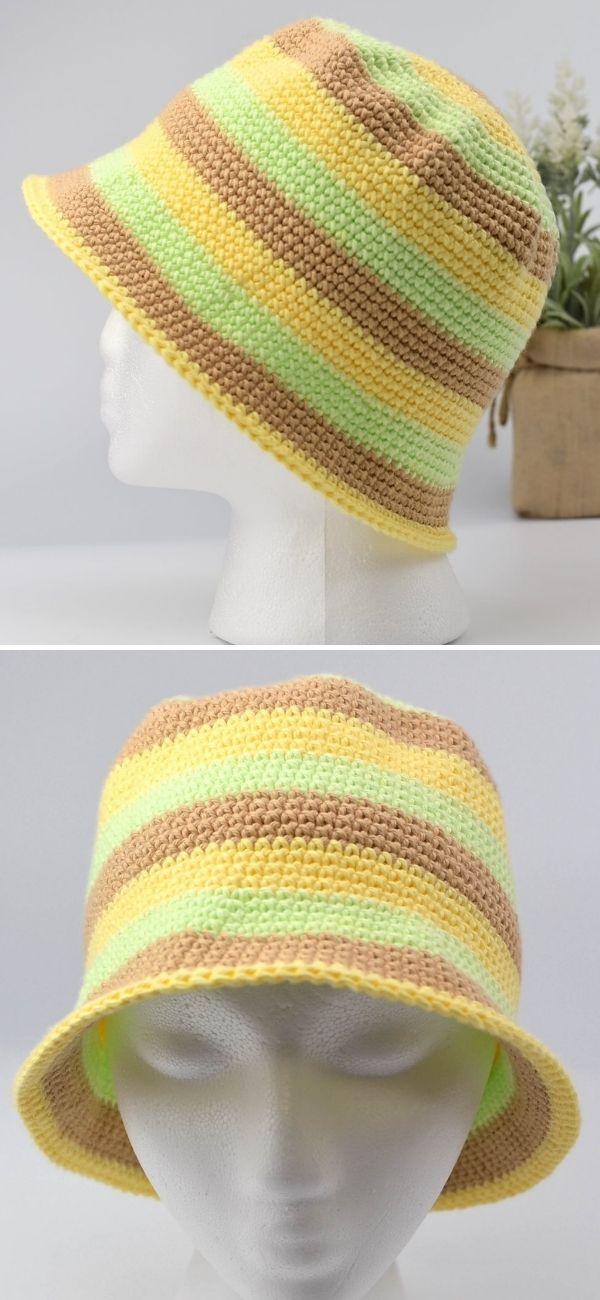 The Copacabana Bucket Hat