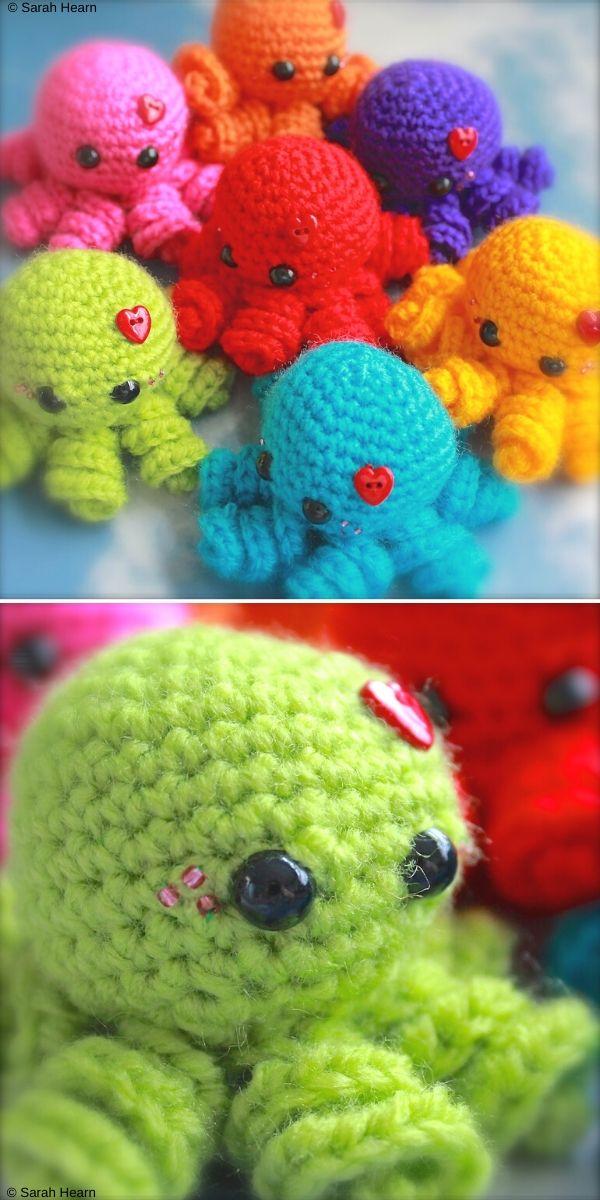 Amigurumi Narwhal Free Crochet Pattern