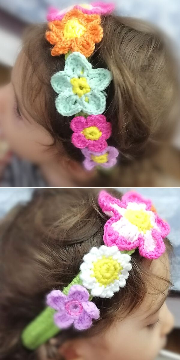 Berayla Flower Headband