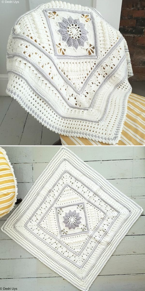 Charlotte's Sunshine Baby Free Crochet Pattern