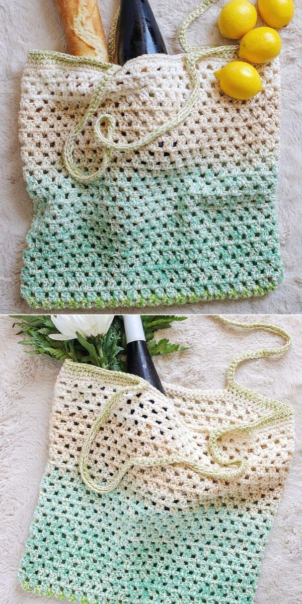 Fresh Market Tote Bag