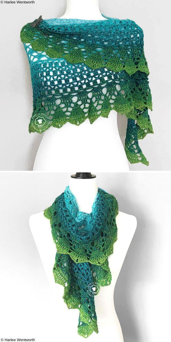 Marina Free Crochet Pattern