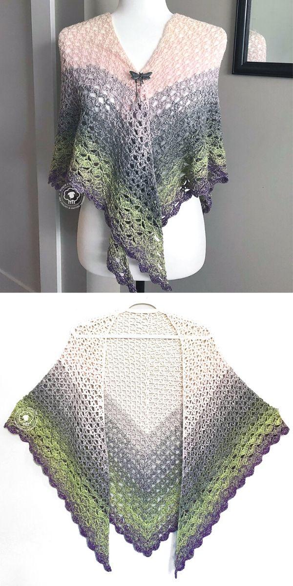 Whysper Free Crochet Pattern