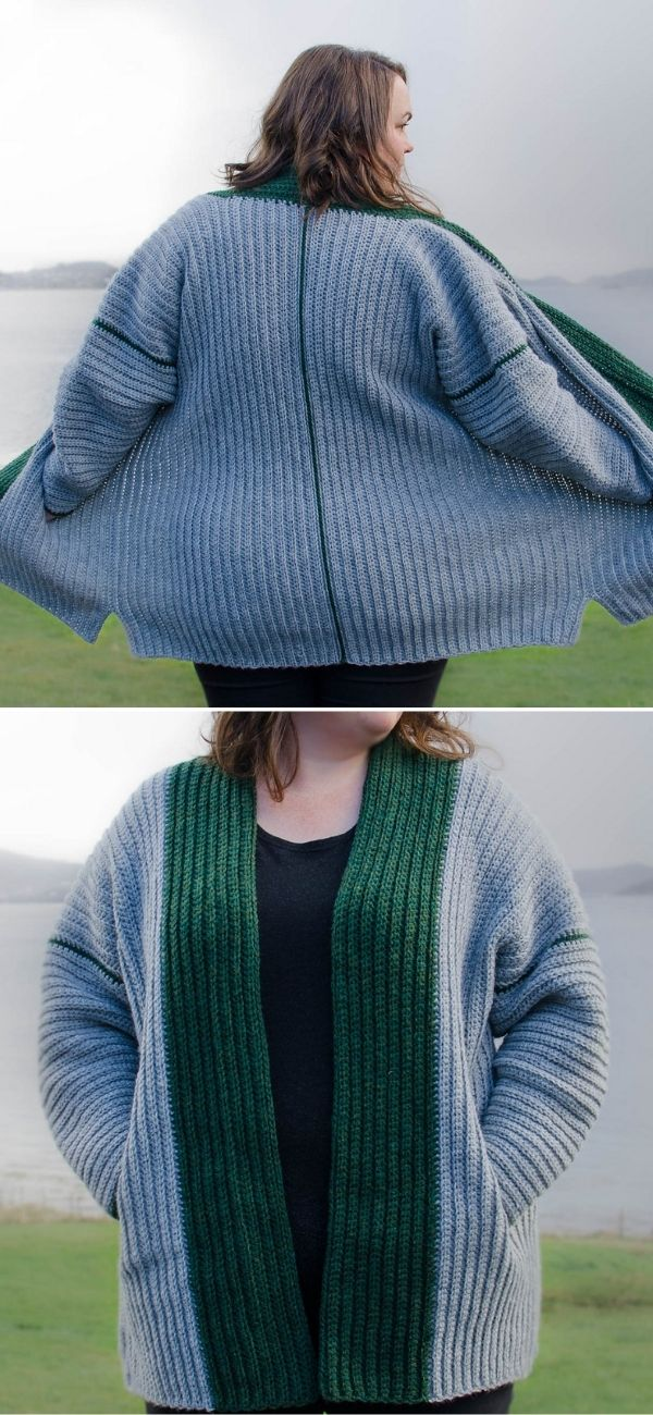 Your Afternoon Walk Cardigan
