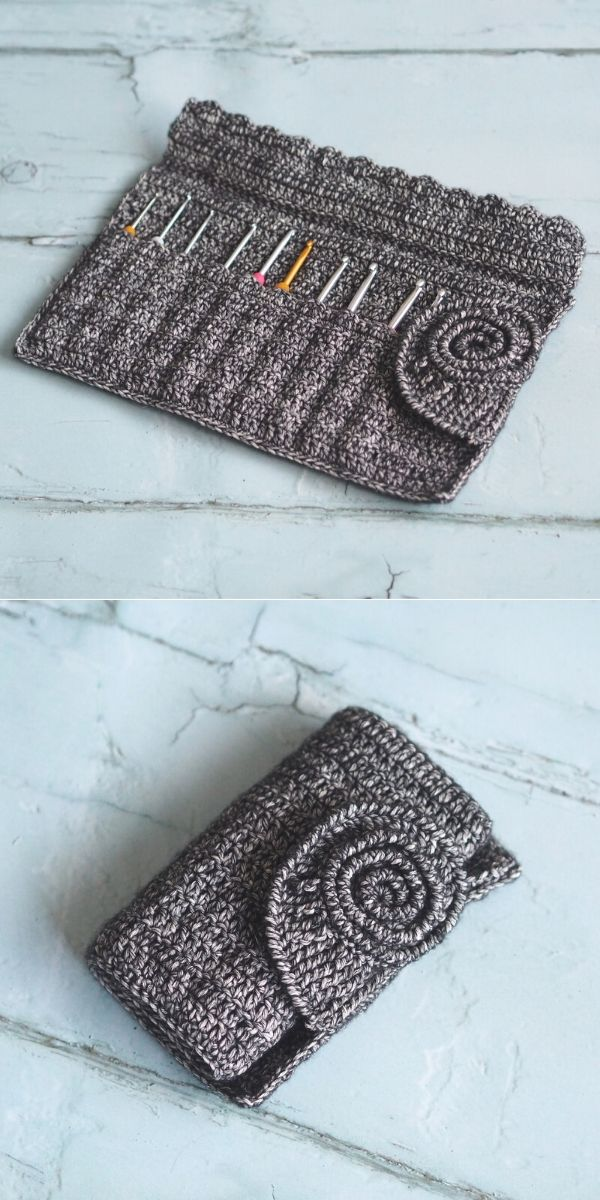 Ammonite Crochet Hook Roll_1