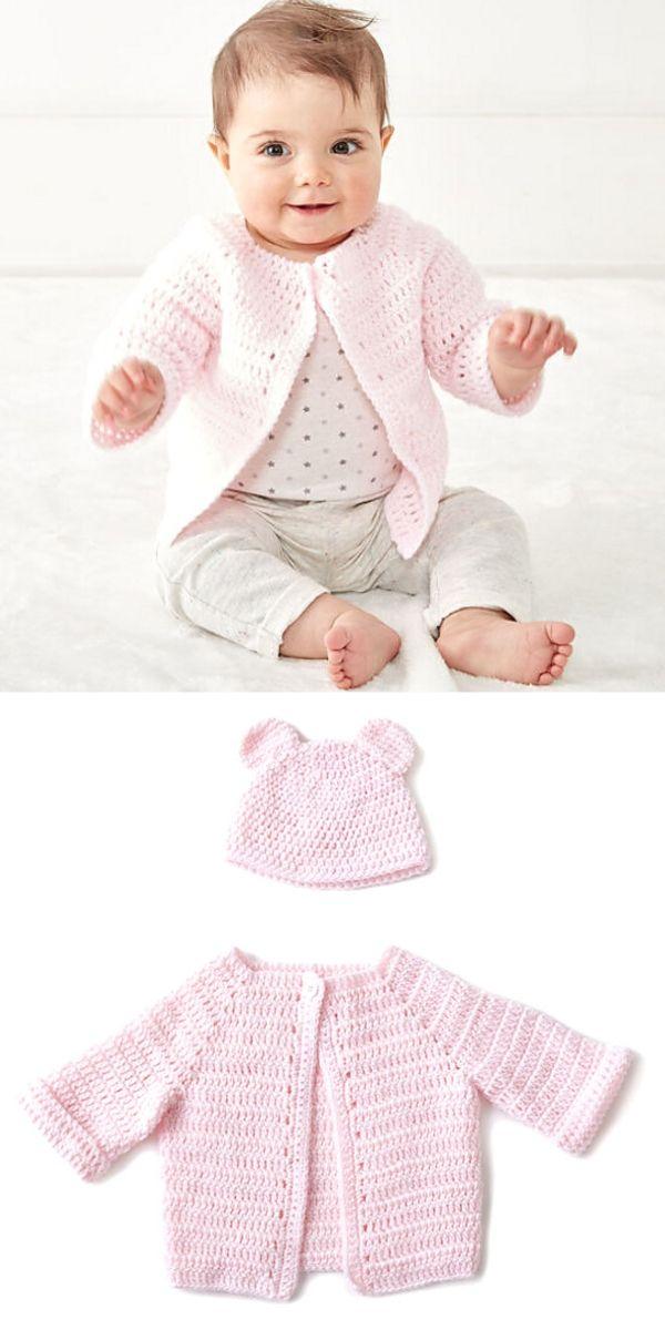 Baby Jacket Set