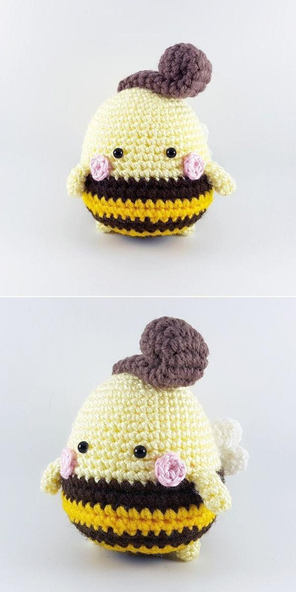 Bernie The Bee Fairy