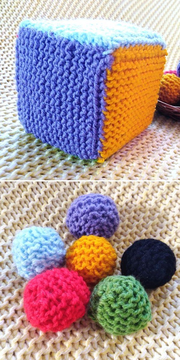 Colour Cube + Balls