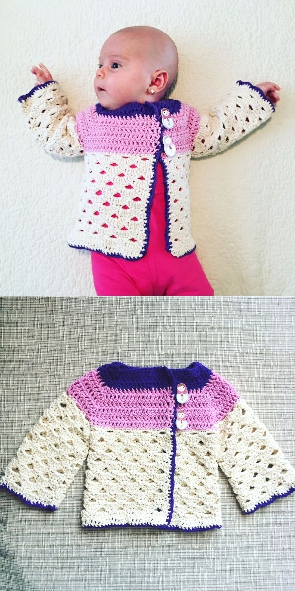 Mini Moogly Sweater