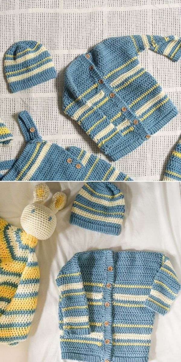 Boutchou Baby Sweater