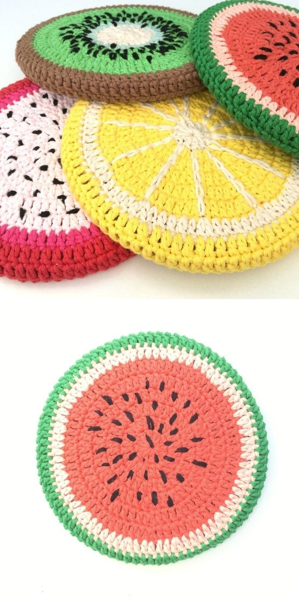 Fruity Potcoaster home accessories
