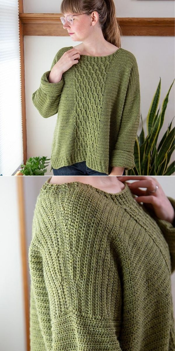 Hastings Cabled Sweater