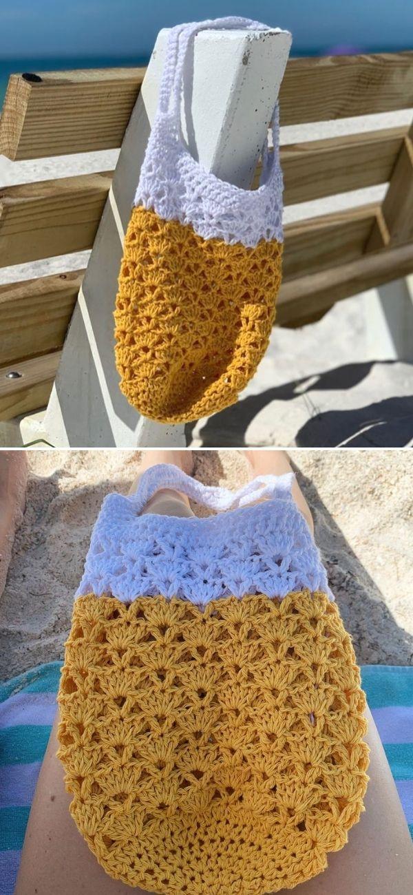 Midheaven Market Bag Crochet Pattern