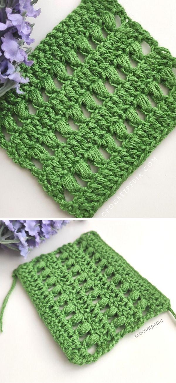 Easy Puff Stitch-kopia