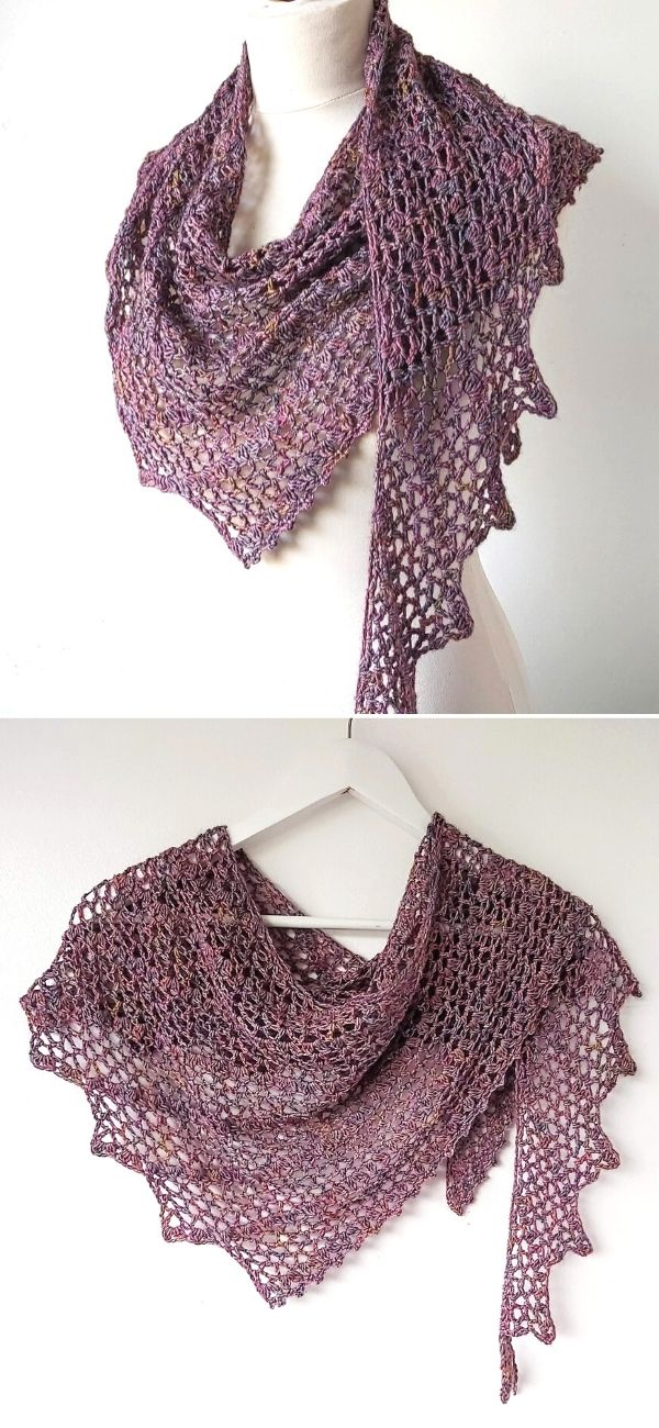 Tendril Shawl