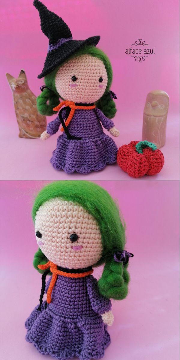 Abobora, a little doll
