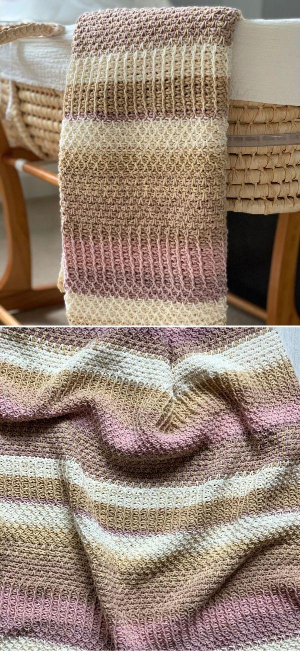 Ahavah Baby Blanket