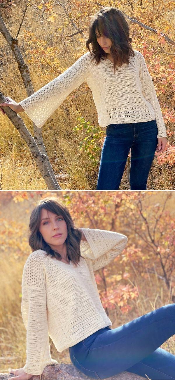 Autumn Belle Sweater
