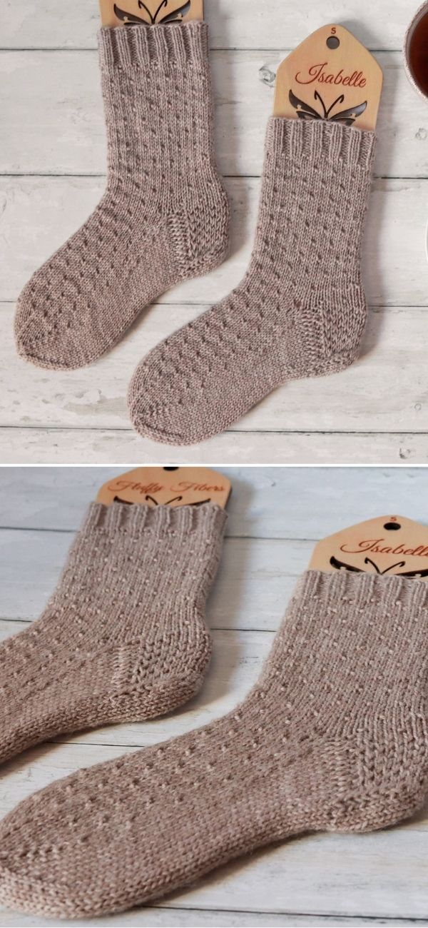 Biscuit Socks