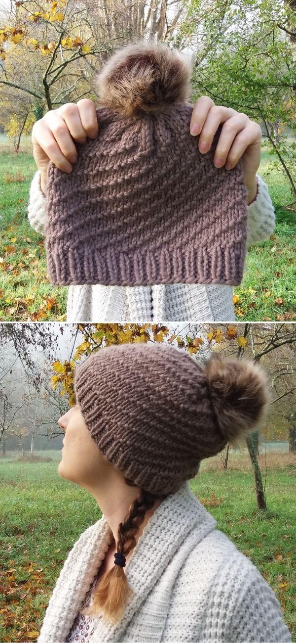 Bonnet Twister Hat