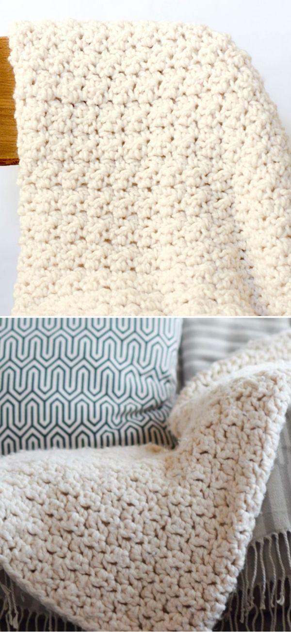 Chunky Icelandic Blanket