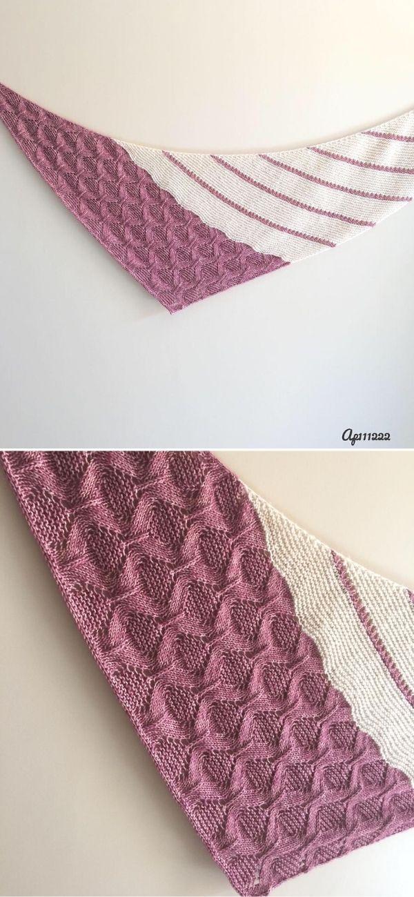 Euphoria shawl
