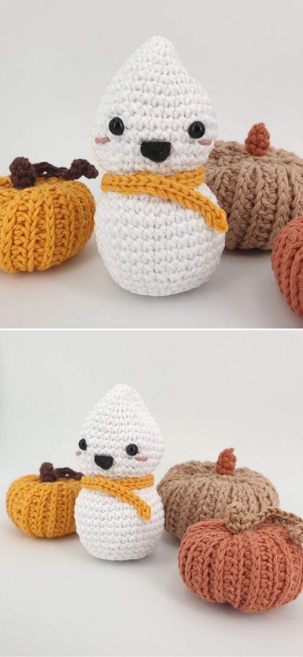 Pumpkin Patch Ghost
