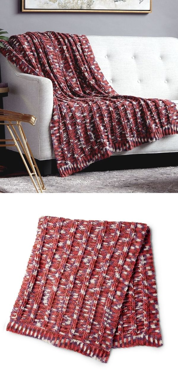 Ridges Blanket