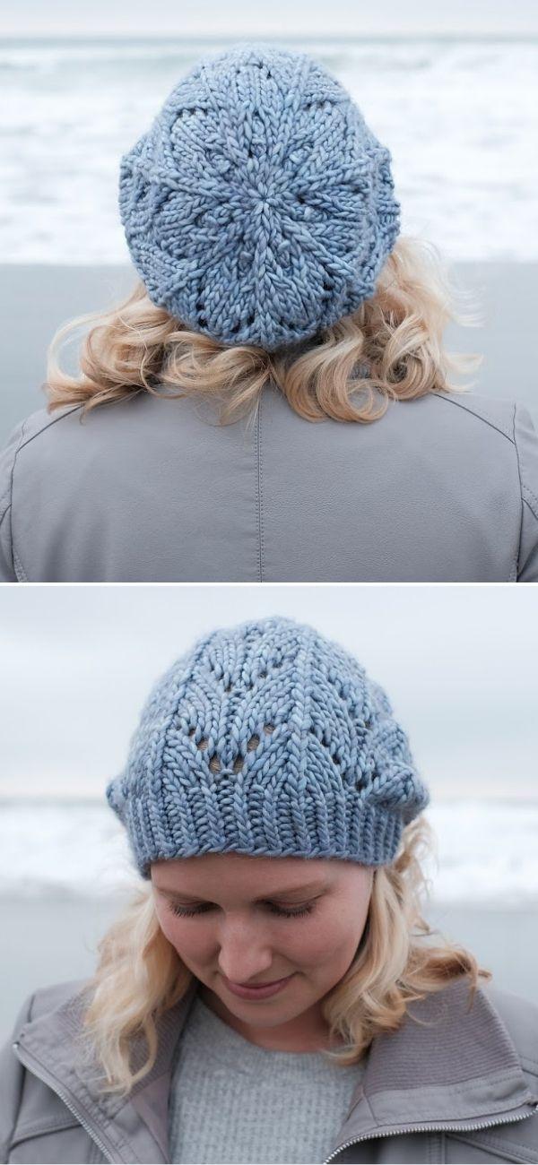 Spindrift Hat