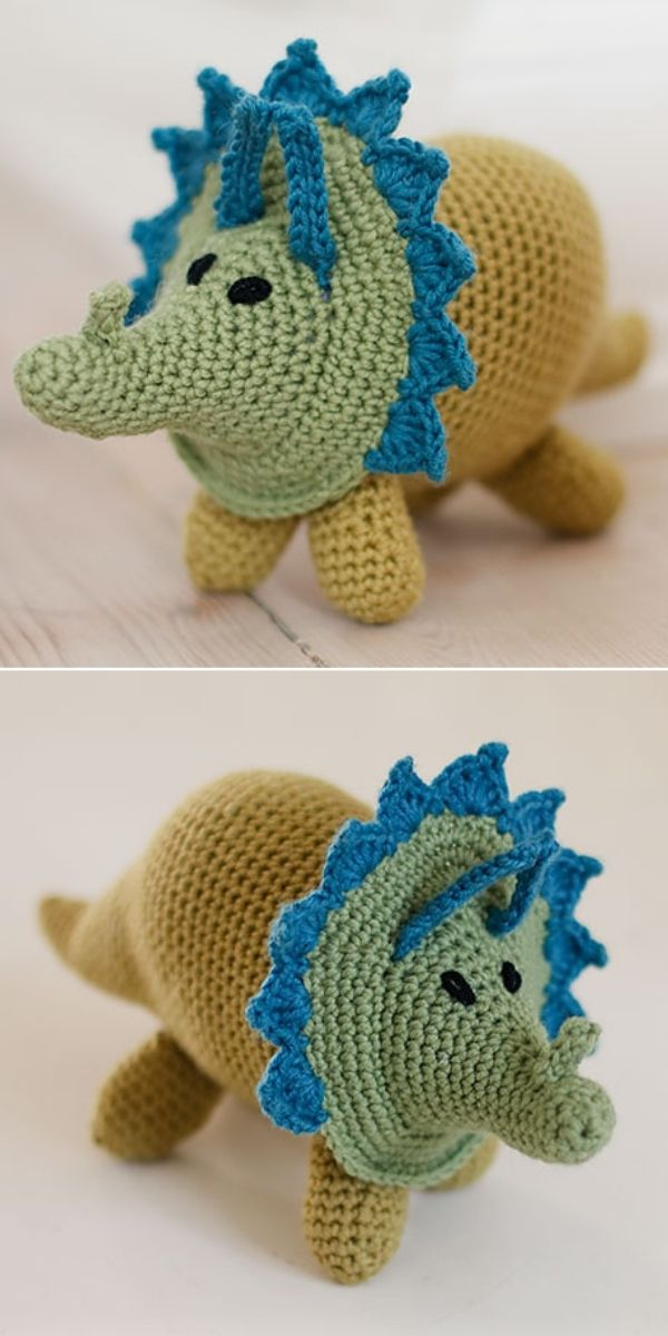 Tracy the Triceratops