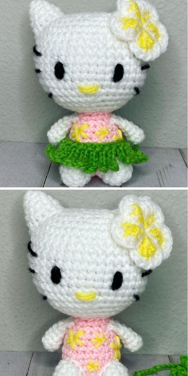 Updated Hello Kitty Pattern