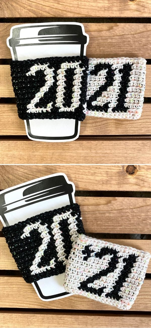 2021 New Year's Cup Cozy