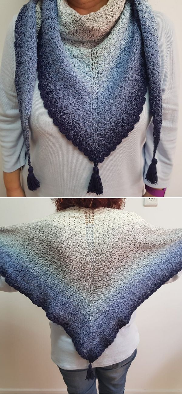 Basic Magic Shawl