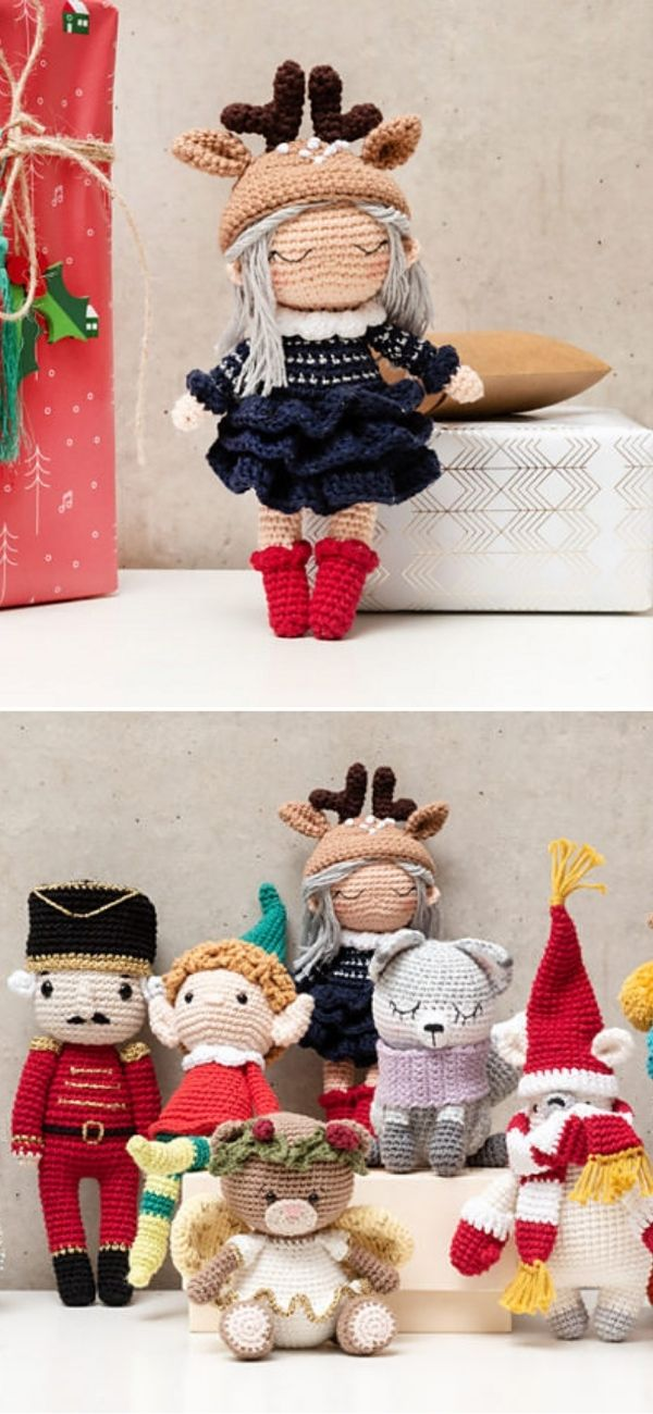 Christmas Dolly