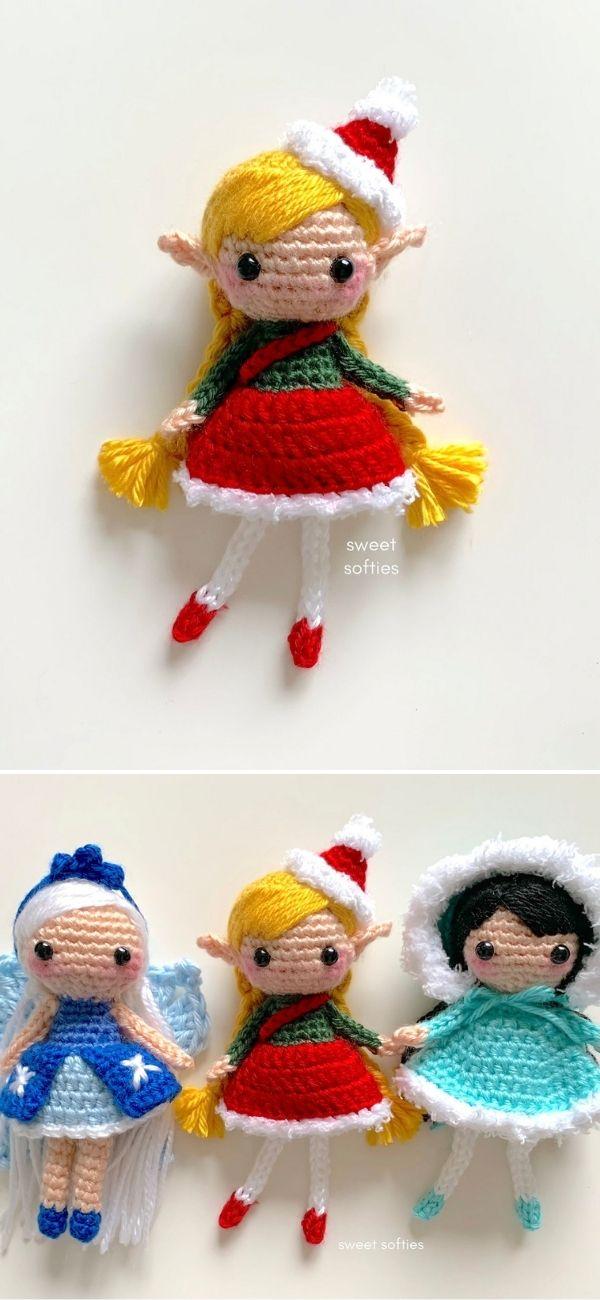 Christmas Elf Pixie